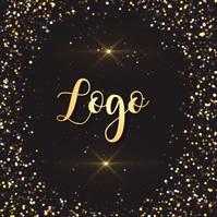 clean elegant logo design template