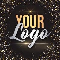 clean elegant logo design template Logotipo