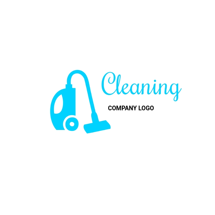 Cleaning company logos Ilogo template
