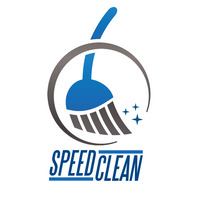 Cleaning service company logo template