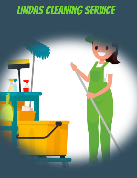cleaning service