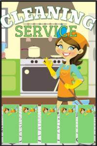 housekeeping templates