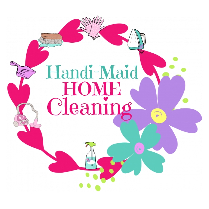 Cleaning Service Maid House Cleaning Logo Ilogo template