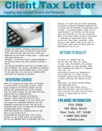 Client Tax Newsletter