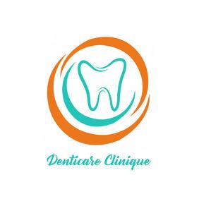 Clinic Dentist Logo