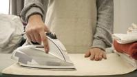 Clothes iron dry service video Isithonjana se-YouTube template