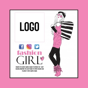 CLOTHING BUSINESS FLYER