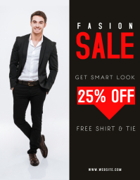 CLOTHING BUSINESS SALE TEMPLATE