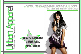 Clothing Flyer