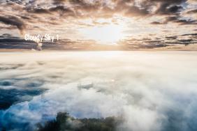 Cloudy Sky 1