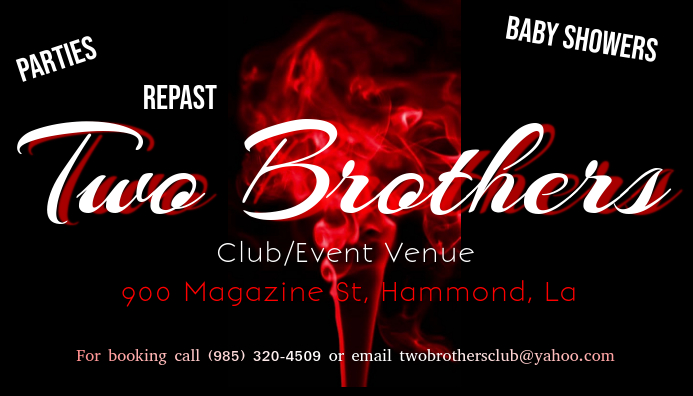 Club Business Card