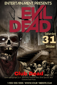 Club Dead Poster