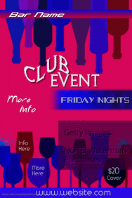 Club Event Poster