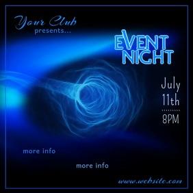 Club Event Video