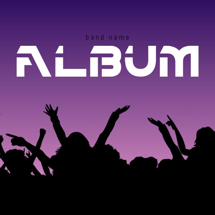 Club Mix Music Album Cover Template