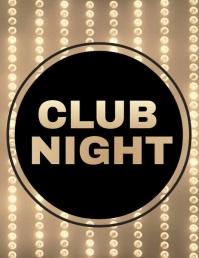 Club Night Video, Party Video, Electro Night Video,