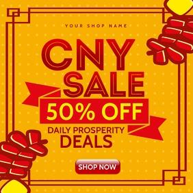 CNY Sale Instagram Post