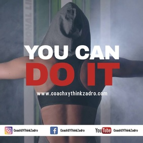 Coach Speaker Motivation Ispirator Advert Fitness Sport