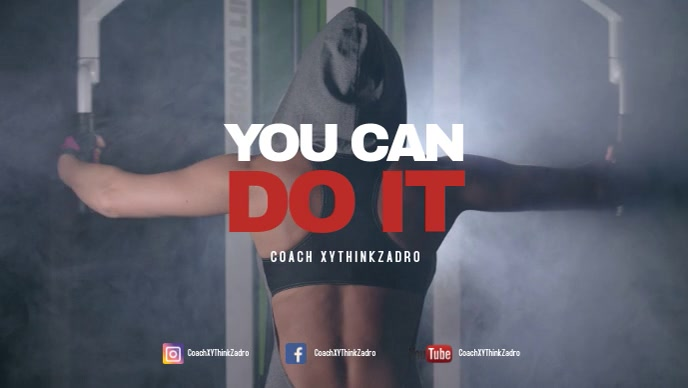 Coach Speaker Motivation Message Inspiration Fitness Sport