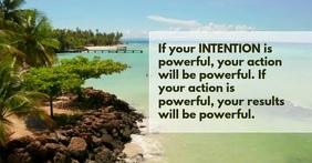 Coach Speaker Quotes Motivation Message Imagen Compartida en Facebook template