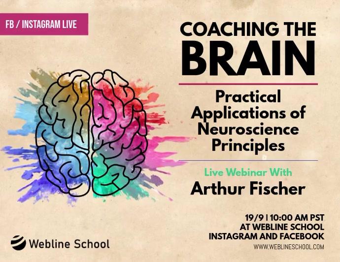 Coaching the Brain Neuroscience Live Webinar