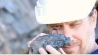 Coal and coal testing YouTube-Miniaturansicht template