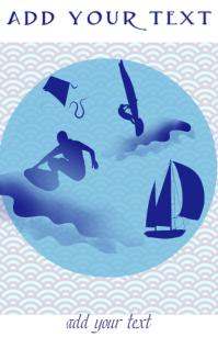 coast and beach activities - ocean hobbies