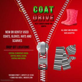 coat drive flyers Denmarimpulsarco