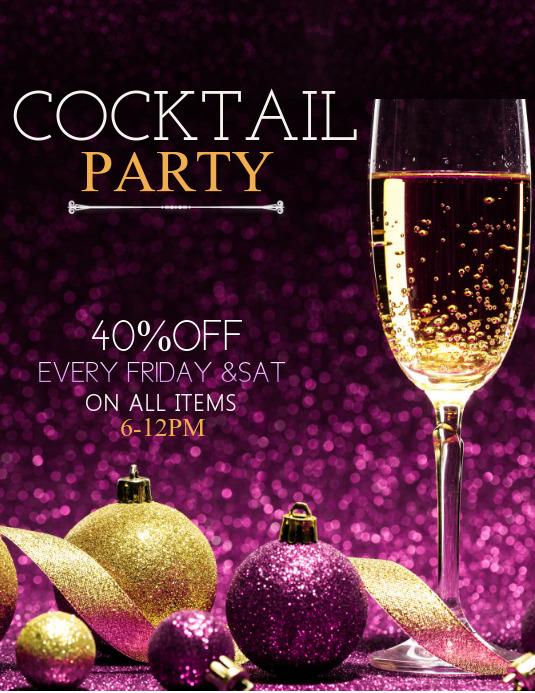 Cocktail flyers templates,bar flyers,event flyers