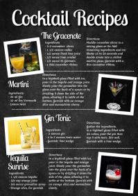 Cocktail Recipes Recipe Drinks Food Blog Bar Magazine