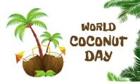 coconut day แท็ก template