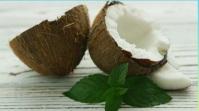 Coconut Vedio Foto Sampul Saluran YouTube template