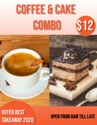 coffee & cake combo