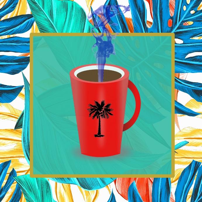 coffee bar/cafe/coffee shop/restaurant/tropic