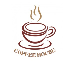 Coffee Bar Logo Template