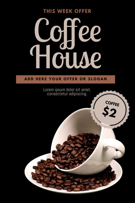 Flyer cafe 49+ Cafe
