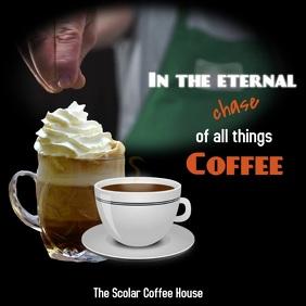 coffee house/cafe/coffee bar/restaurant/menu