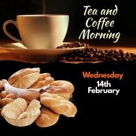 Coffee Morning Instagram