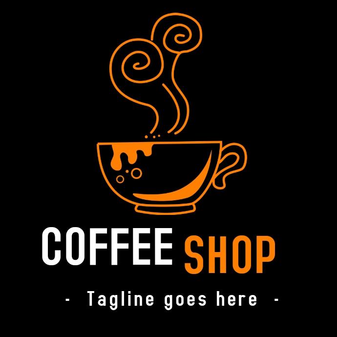 Coffee shop / caffetteria logo