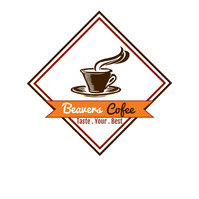 Coffee Shop Logo -. template