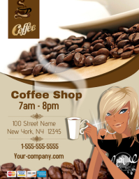 Coffee Shop Template