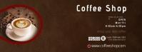 coffee shop2 Facebook template