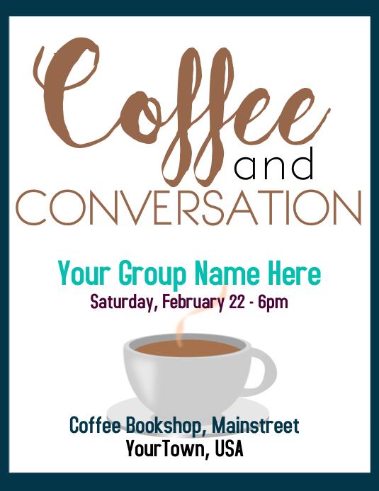 Coffee Talk Event