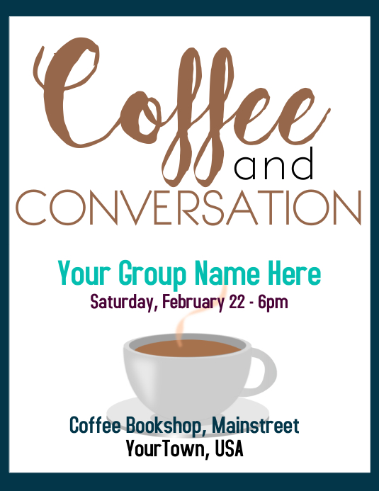 Coffee Talk Event