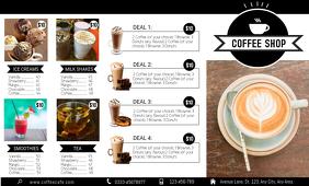 restaurant menus templates free