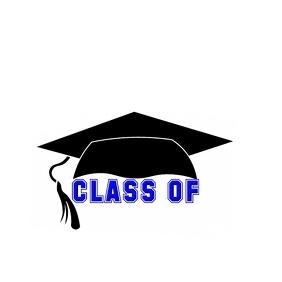 College Class logo Logotipo template