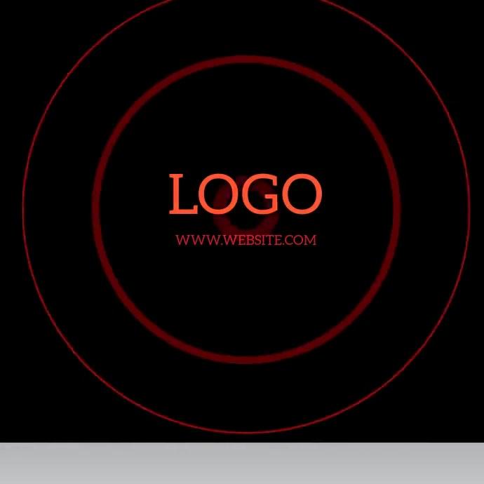 COLOR BUSINESS LOGO DESIGN template