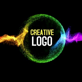 COLOR LOGO DESIGN DIGITAL TEMPLATE VIDEO