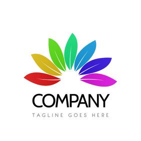 Color Logo Design Template
