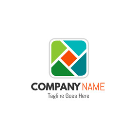 Colorful Company Logo